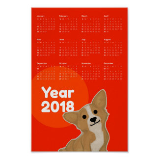 Dog (Chinese New Year) Poster