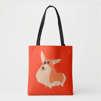 Dog (Chinese New Year) Tote Bag