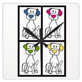 Dog Clock - Labrador