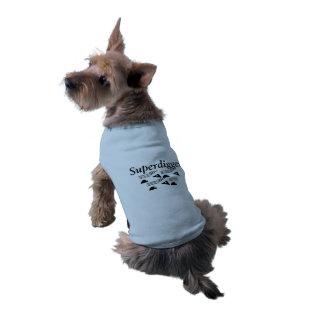 Dog clothes - super digger