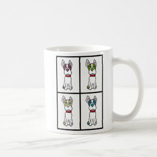 Dog Coffee Mug - Boston Terrier