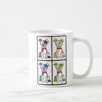 Dog Coffee Mug - Bully Breed