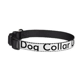 Dog collar dog collars