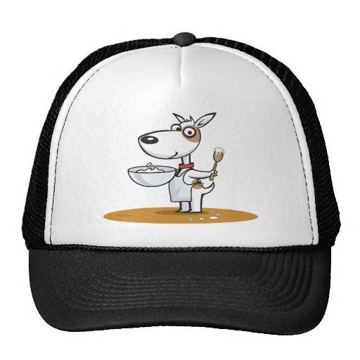 Dog Cook Trucker Hats