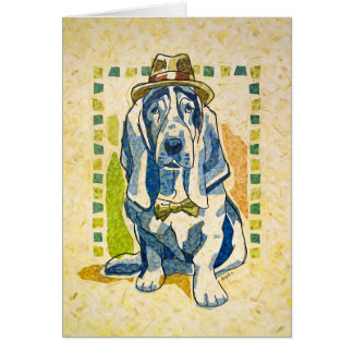 """""""Dog Day Gone By"""" Card"""