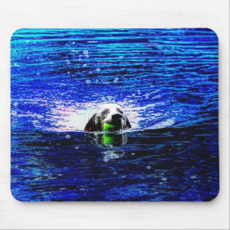Dog Days of Summer Mouse Pad