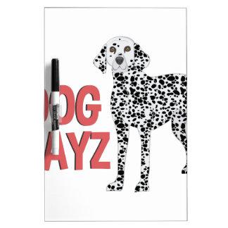 Dog Dayz Dry Erase Board