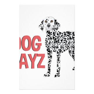 Dog Dayz Stationery