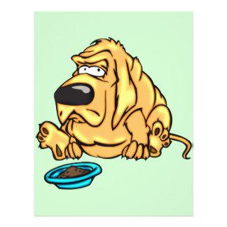 Dog Dinner 21.5 Cm X 28 Cm Flyer