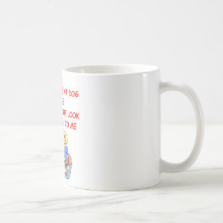 dog eat dog coffee mug