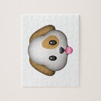 Dog - Emoji Jigsaw Puzzle