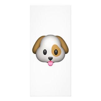Dog - Emoji Rack Card