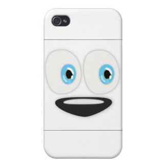 Dog Eyes iPhone 4/4S Cover