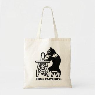 DOG FACTORY original logographic bag