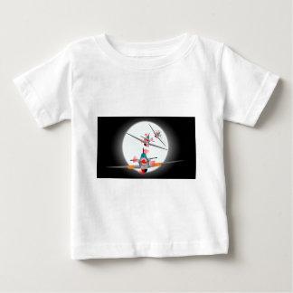 Dog Fight Baby T-Shirt