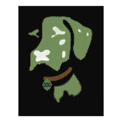 Dog Full Color Flyer