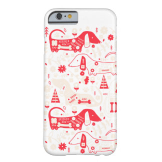 Dog Folk Barely There iPhone 6 Case