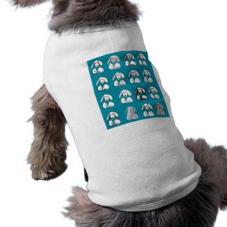 Dog Fun Sweater Sleeveless Dog Shirt