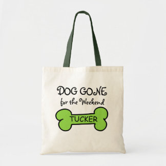 Dog Gone for the Weekend Bag