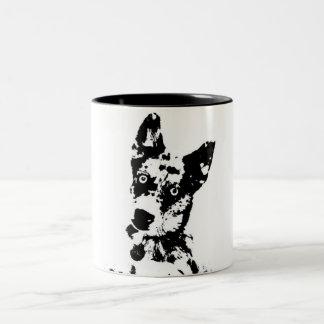 Dog Graphic Mug