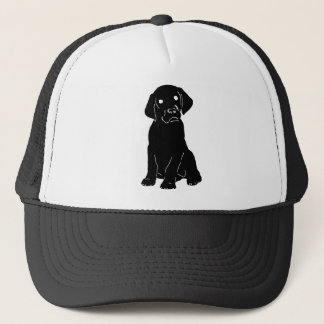 Dog Guide Puppy Trucker Hat