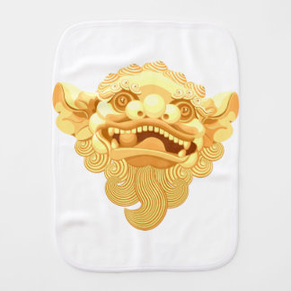 dog head 9.1.2 burp cloth