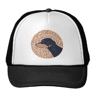 Dog Heaven Trucker Hats