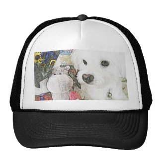 Dog & Hippo Hat