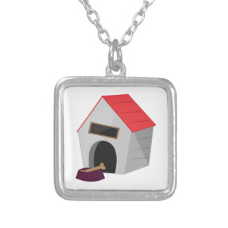 Dog House Pendant