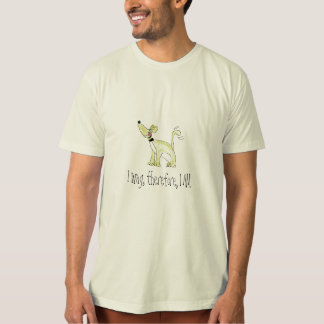 dog, I wag, therefore, I AM T-Shirt
