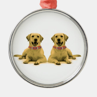 Dog image for Premium Round Ornament