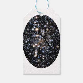 Dog In Space Gift Tags