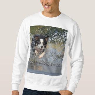 Dog in the Water Sweatshirt