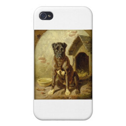 dog iPhone 4/4S cover