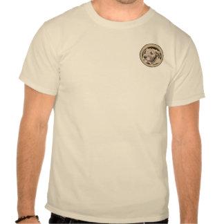 Dog Irish Wolfhound T-shirts