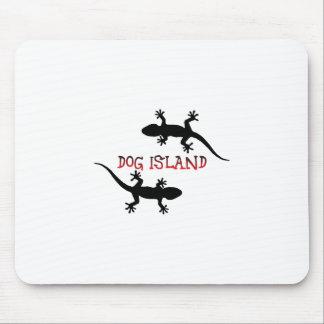 Dog Island Florida. Mouse Pad