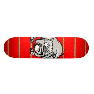 Dog Itch Custom Skate Board