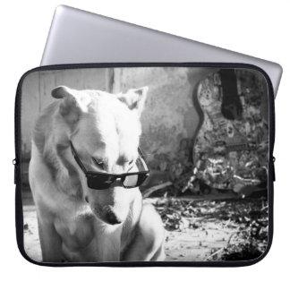 Dog Jack Laptop Sleeve