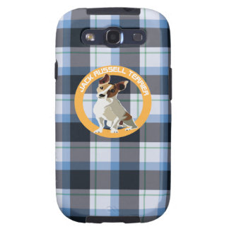Dog Jack Russell Terrier Samsung Galaxy S3 Covers