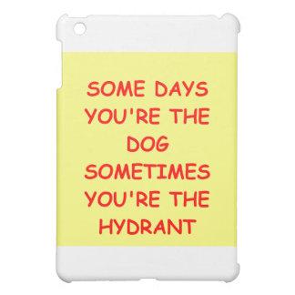 dog joke iPad mini covers
