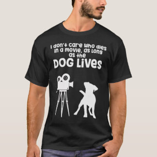 DOG LIVES T-Shirt