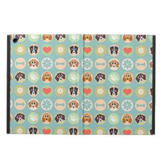 Dog Love iPad Air Cover