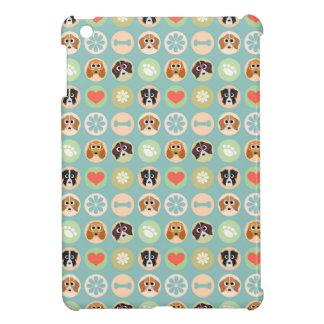 Dog Love iPad Mini Cover
