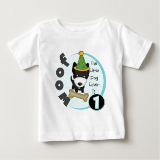 Dog Lover 1st Birthday T-shirts and Gifts