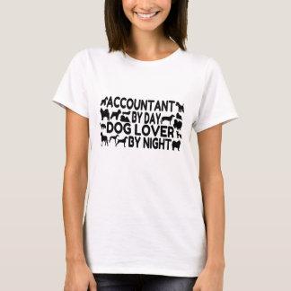 Dog Lover Accountant T-Shirt