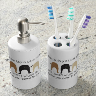 dog lover bathroom decor bathroom set