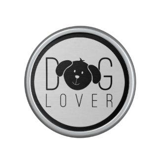 """Dog Lover"" Bluetooth Speaker"