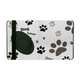 Dog lover cover for iPad