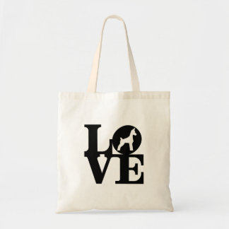 Dog Lover Grocery Bag Reusable Tote