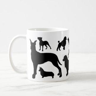 Dog Lover Classic White Coffee Mug